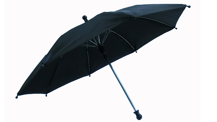 Flash Parasols (Black) 1 piece set by MH Production
