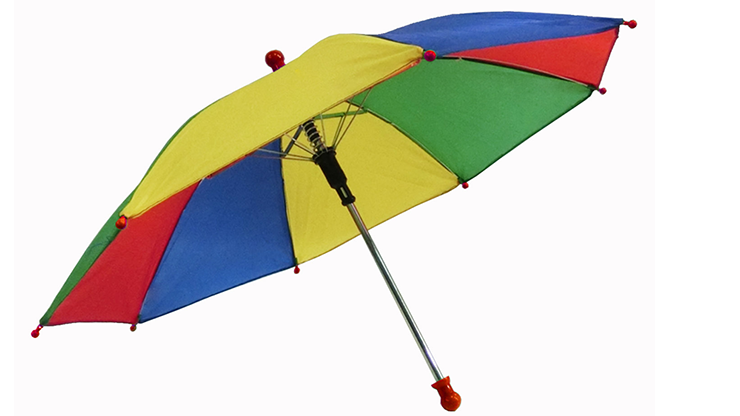 Flash Parasols (Multi-Color) 1 piece set by MH Production