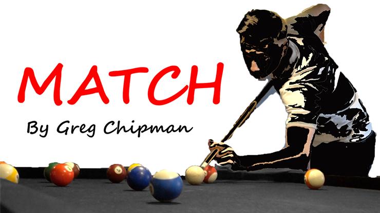 Match by Greg Chipman eBook DOWNLOAD