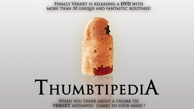 Thumbtipedia (DVD & Accesorio) - Vernet - DVD