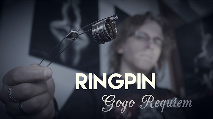 Image result for Gogo Requiem Ring Pin