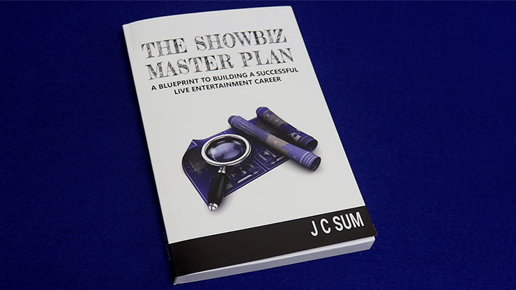 The Showbiz Master Plan by JC Sum - Book