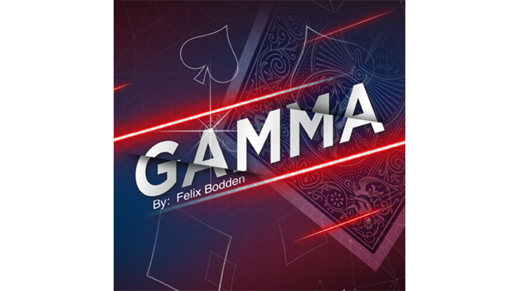 Gamma by Felix Bodden and Agus Tjiu