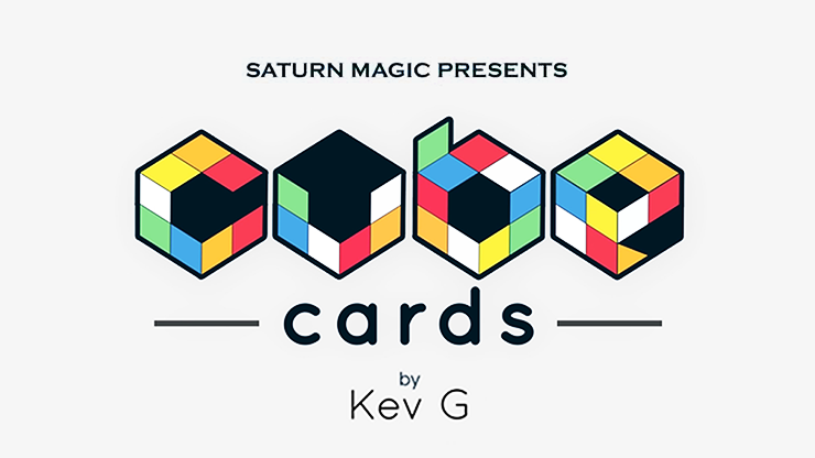 Saturn Magic Presents Cube Cards - Kev G