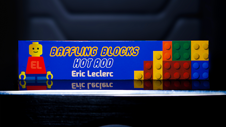 Baffling Blocks (Gimmick and Online Instructions) by Eric Leclerc - Trick
