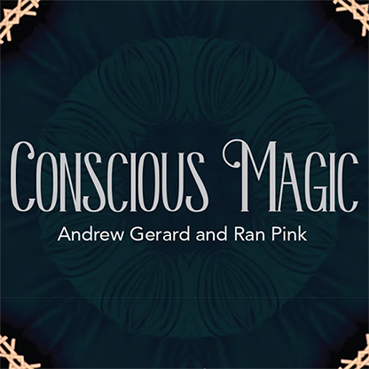 Conscious Magic Episode 1 (T-Rex and Real World) with Ran Pink and Andrew Gerard - DVD