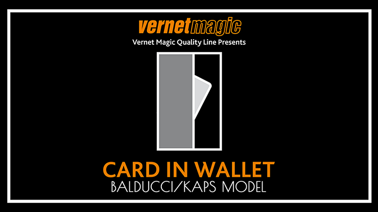 Card in Wallet (Balducci/Kaps) by Vernet