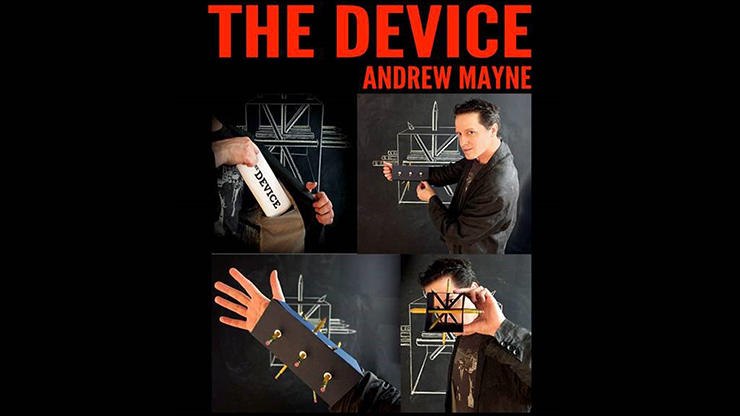 THE DEVICE - Andrew Mayne