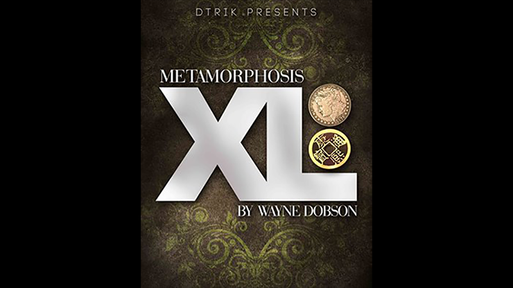 Metamorphosis XL (Gimmicks and Online Instructions) by Wayne Dobson