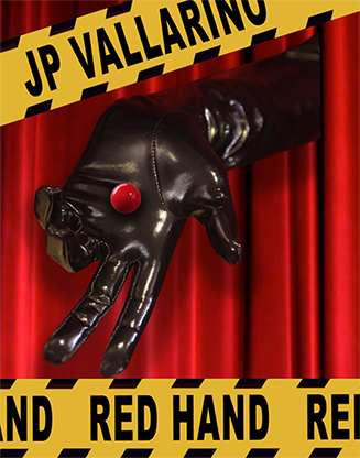 Red Hand by Jean-Piere Vallarino - Trick