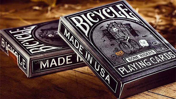 Bicycle® Bone Riders