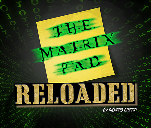 The Matrix Pad Reloaded by Richard Griffin - Trick