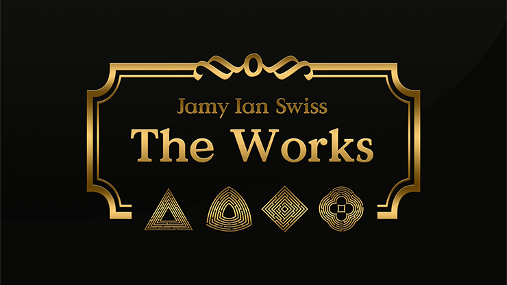 The Works - Deluxe Collection Edition - Book