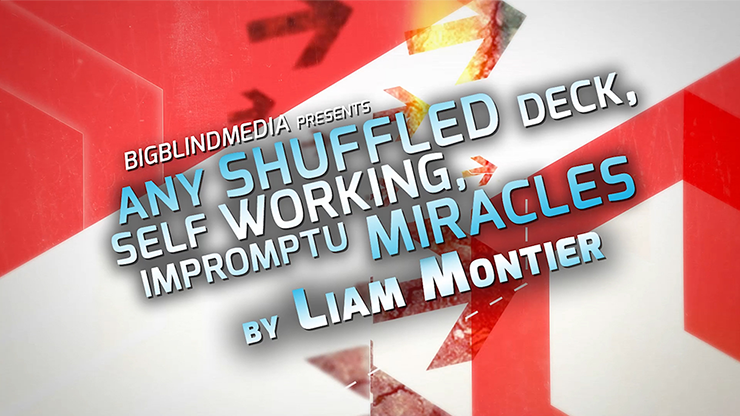 Any Shuffled Deck - Self-Working Impromptu Miracles by Big Blind