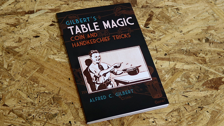 Gilbert's Table Magic - Dover Publications - Libro de Magia