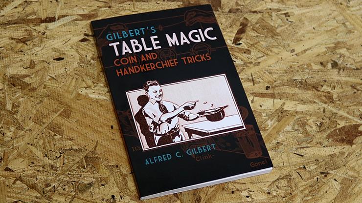 Gilbert's Table Magic - Dover Publications - Libro de Magia