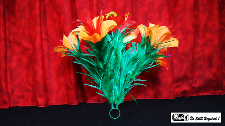 Classic Sleeve Bouquet Pair (6) Deluxe by Mr. Magic - Trick