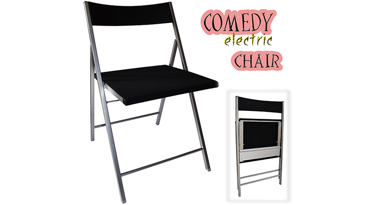 Comedy Electric Chair by Amazo Magic - Trick COMEDYELECT
