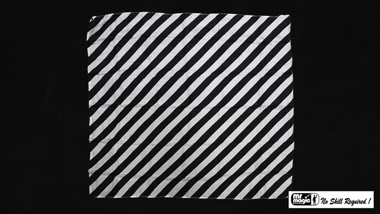 Production Hanky Zebra Black and White (21