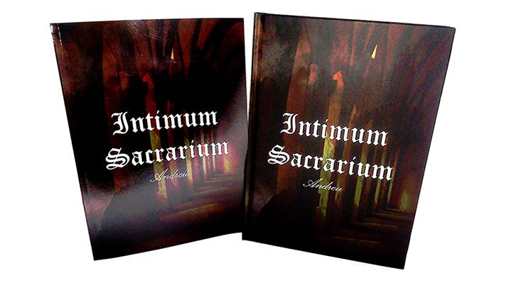 Andreu's Intimum Sacrarium (Softcover) - Andreu - Libro de Magia