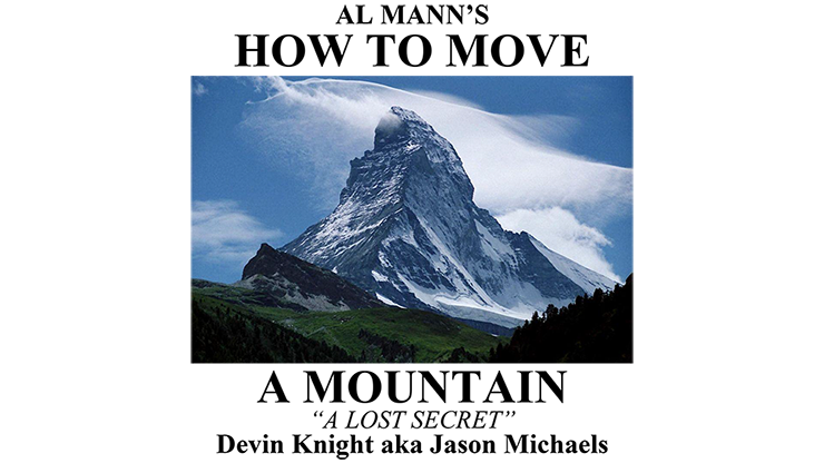 How to Move a Mountain - Al Mann and Devin Knight - eBook