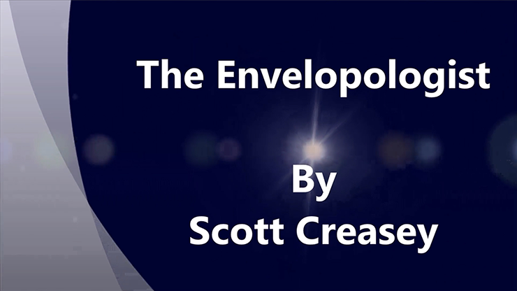 The Envelopologist by Scott Creasey Streaming Video
