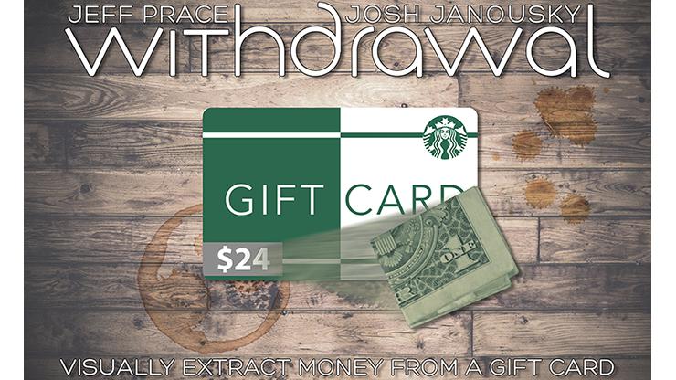 Withdrawal (JP Yen) by Jeff Prace and Josh Janousky