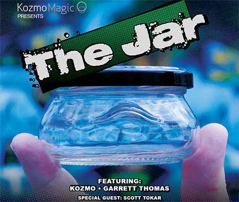 The Jar Euro Version (DVD & Gimmicks) - Kozmo, Garrett Thomas & Tokar - DVD