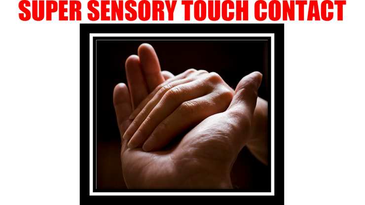Super Sensory Touch Contact by Harvey Raft - Trick