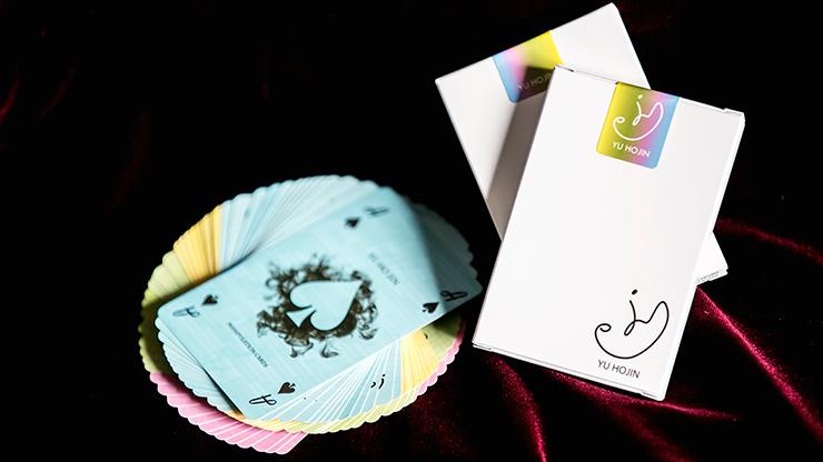 Yu Hojin Manipulation Cards PRO 2016 (Multi Color) by Yu Hojin