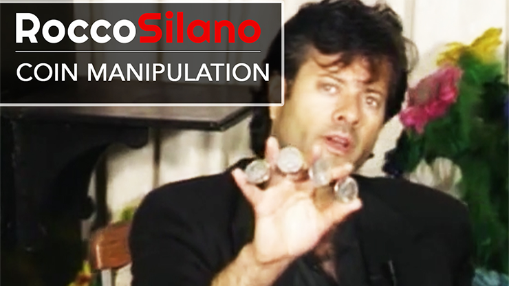 The Magic of Rocco Coin Manipulation by Rocco video DOWNLOAD