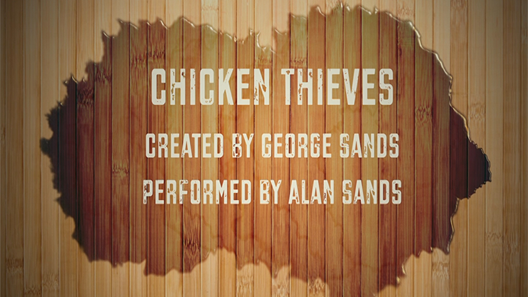 George Sands Masterworks Collection - Chicken Thieves - Trick