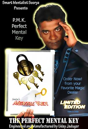 Soorya's Mental Key