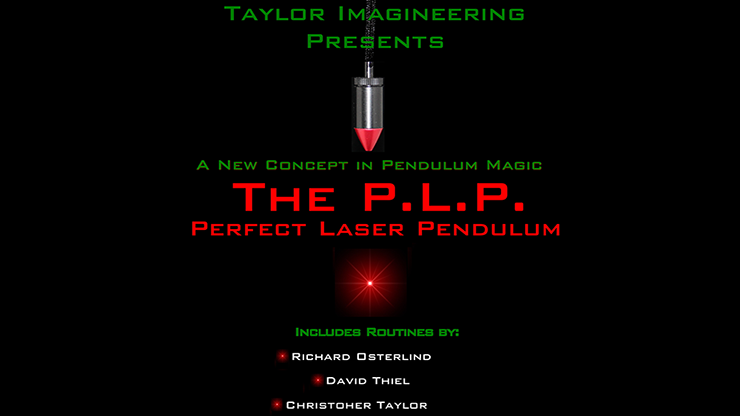 Perfect Laser Pendulum - Taylor Imagineering