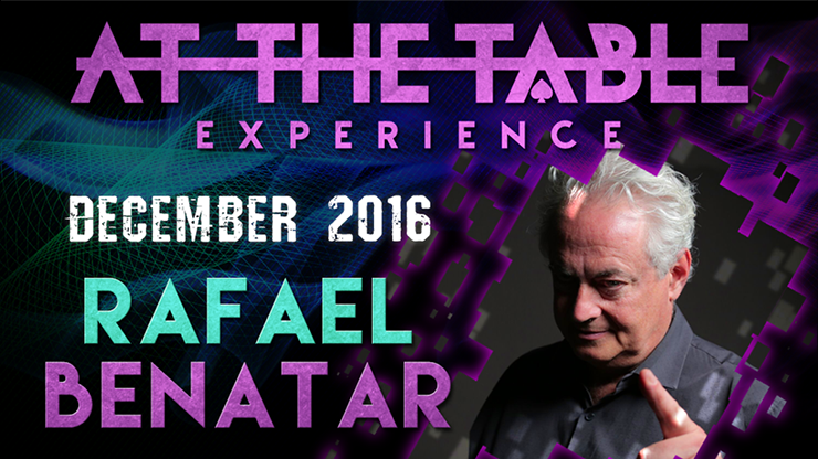 At The Table Live Lecture - Rafael Benatar December 7th 2016 video DOWNLOAD