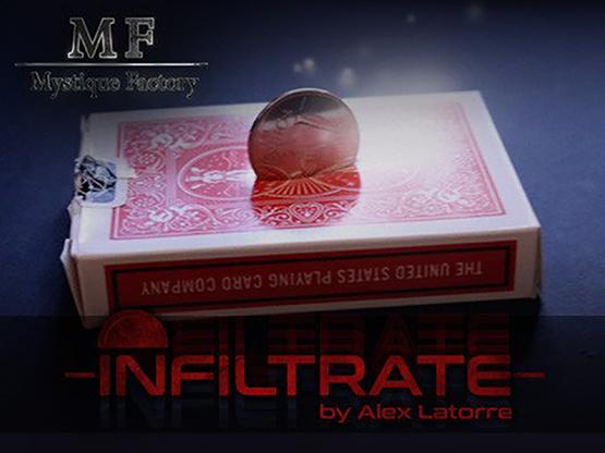 Infiltrate by Alex Latorre - Tricks