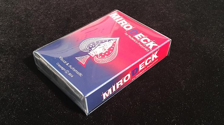 MIRO Deck - Federico Poeymiro