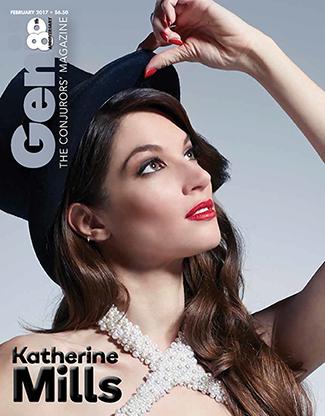 Genii Magazine February 2017 - Book
