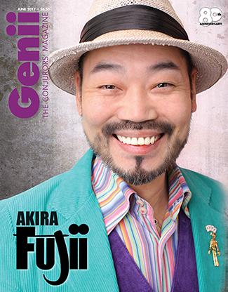 Genii Magazine June 2017 - Book