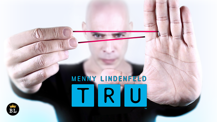 TRU by Menny Lindenfeld - Trick MagicWorld Magic Shop