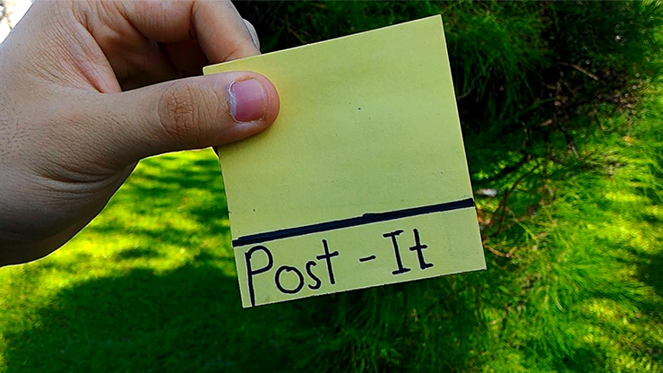 Post-It Note by VB video DOWNLOAD