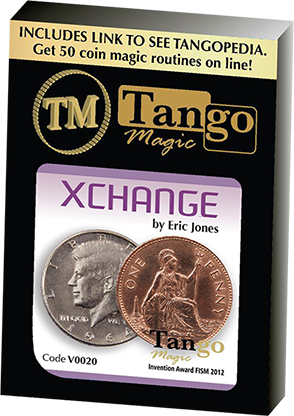 Xchange (Instrucciones Online & Gimmicks) V0020 - Eric Jones & Tango Magic