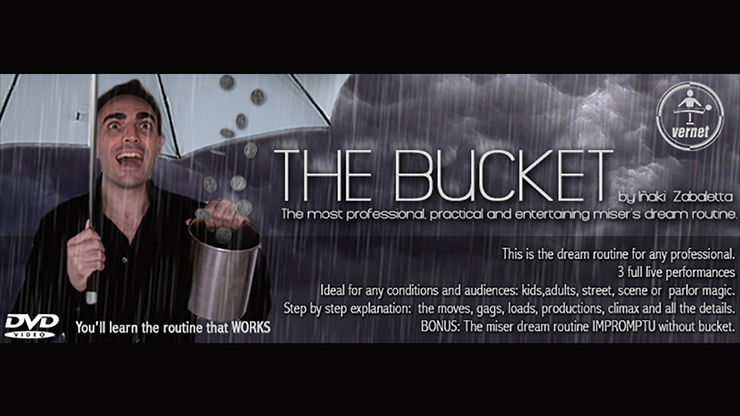 The Bucket - Inaki Zabaletta, Greco & Vernet - DVD