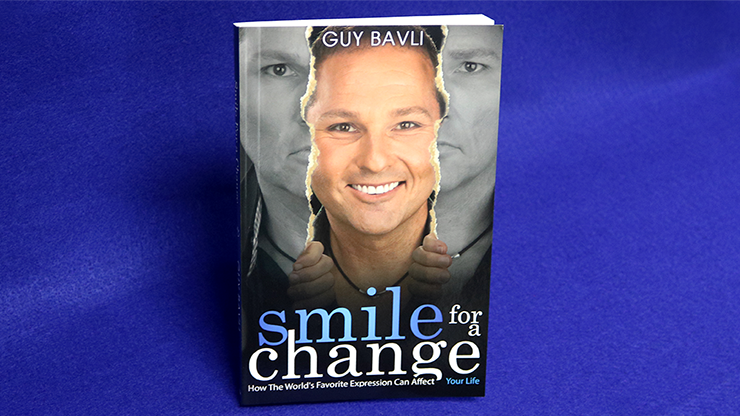 Smile for a Change - Guy Bavli - Libro de Magia