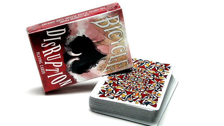 Bicycle Disruption Deck (Limited Edition) by Collectable Playing Cards - Trick