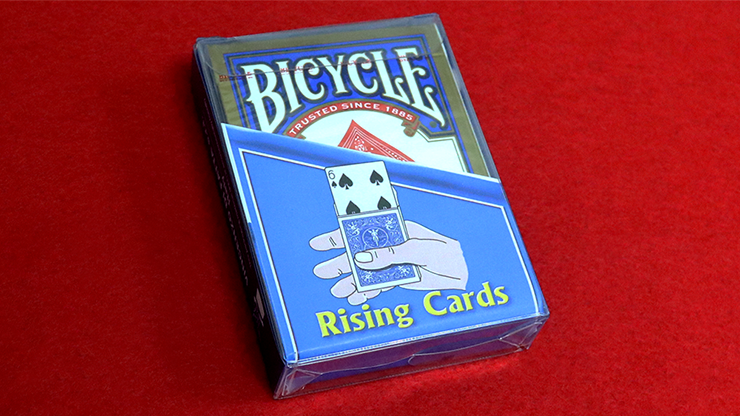 Rising Cards by Vincenzo Di Fatta