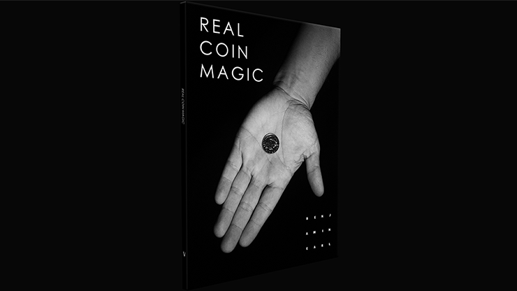 Real Coin Magic - Benjamin Earl - DVD