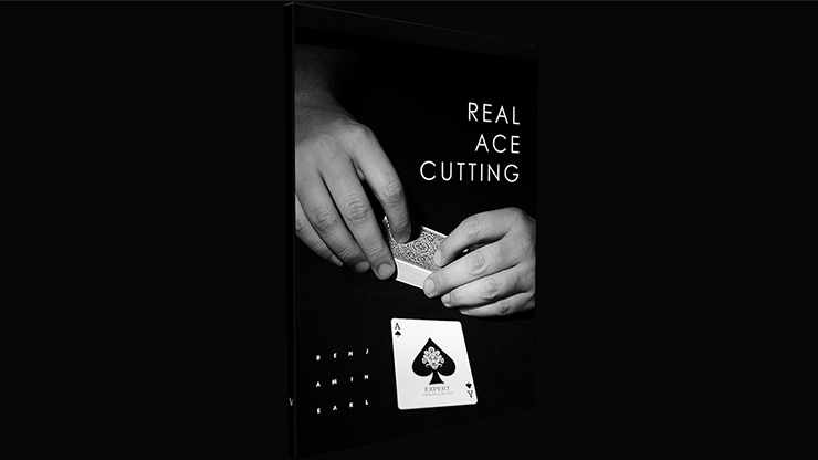 Real Ace Cutting - Benjamin Earl - DVD