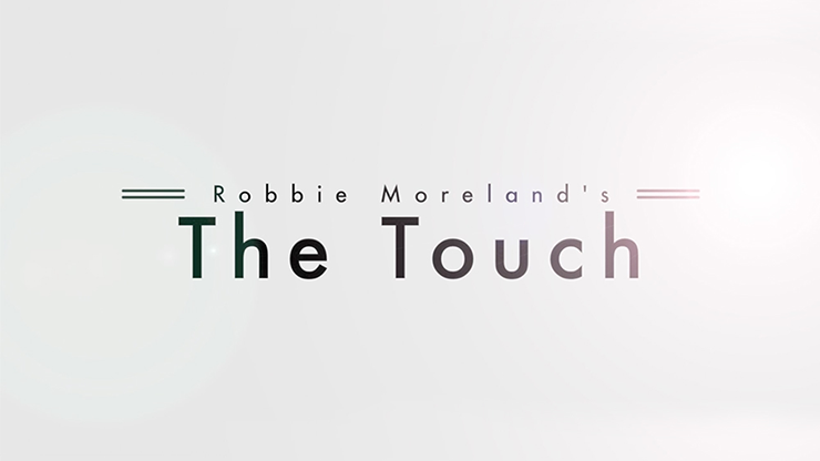 The Touch - Robbie Moreland - DVD