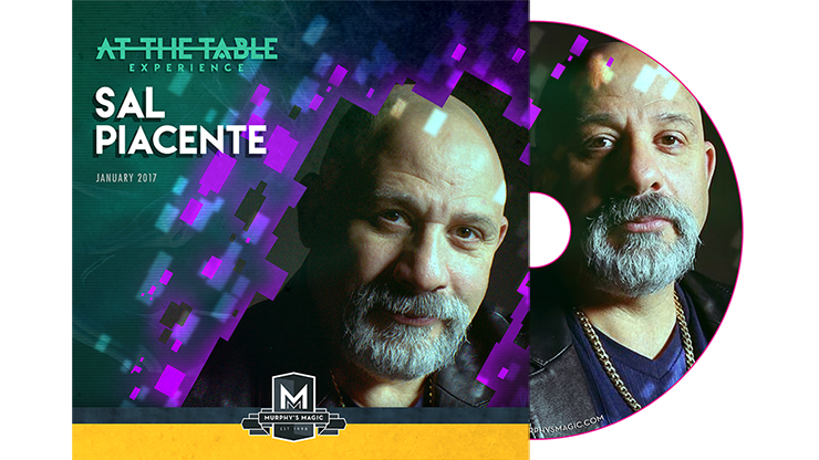 At The Table Live Lecture Sal Piacente